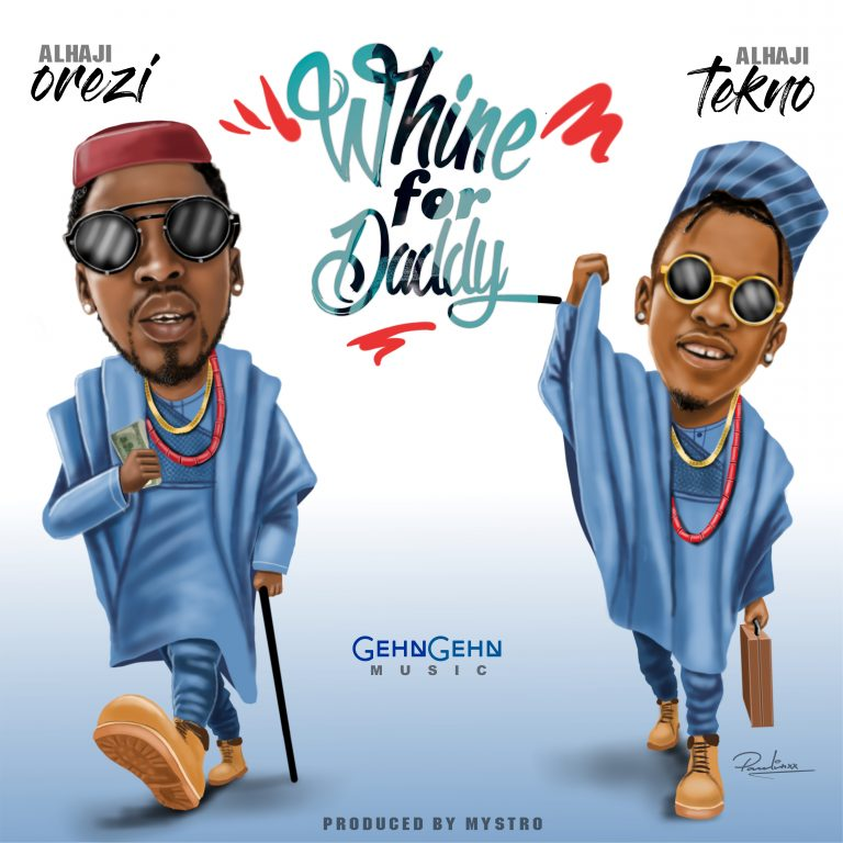 download music mp3:- orezi ft tekno - whine for daddy