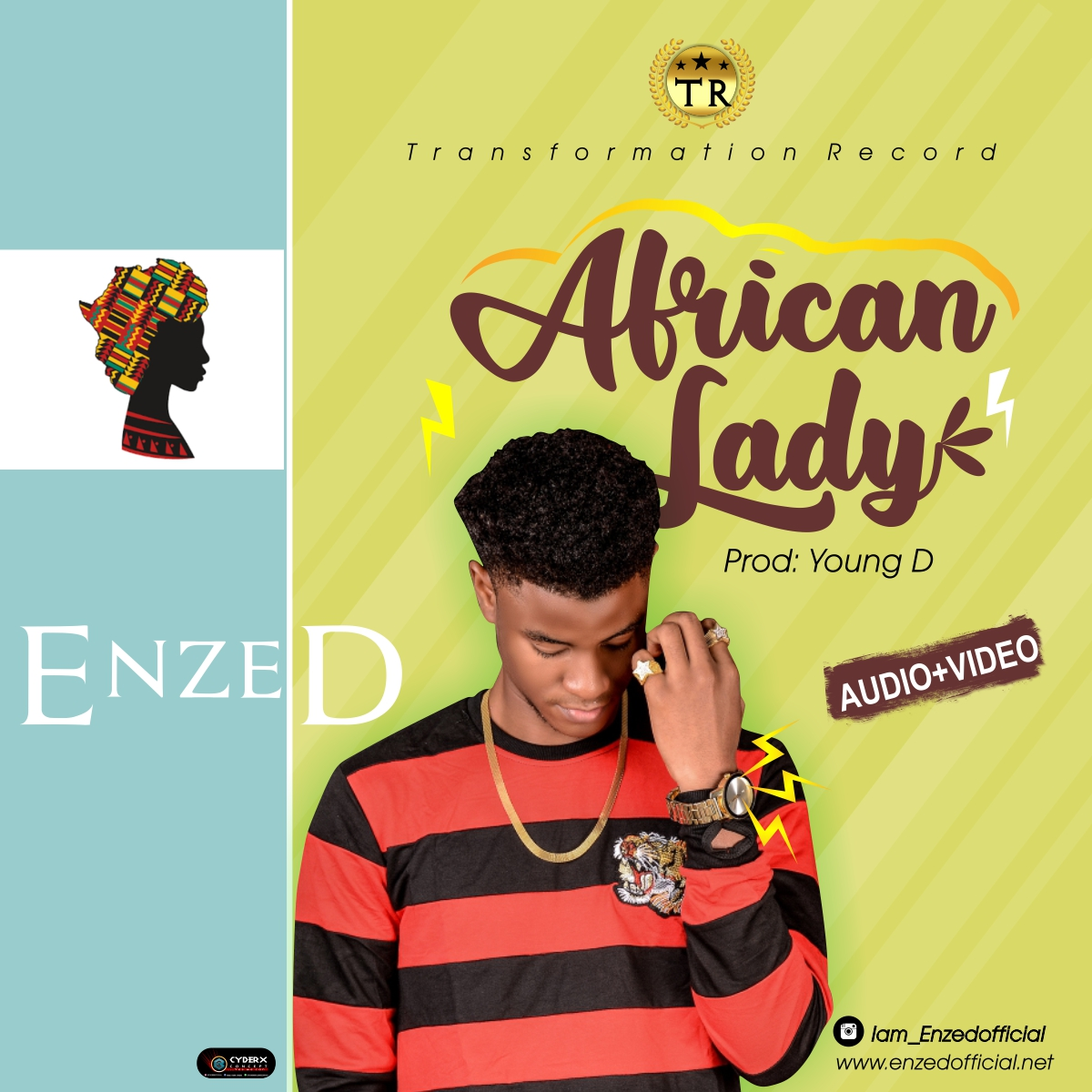 VIDEO: ENZED – African Lady