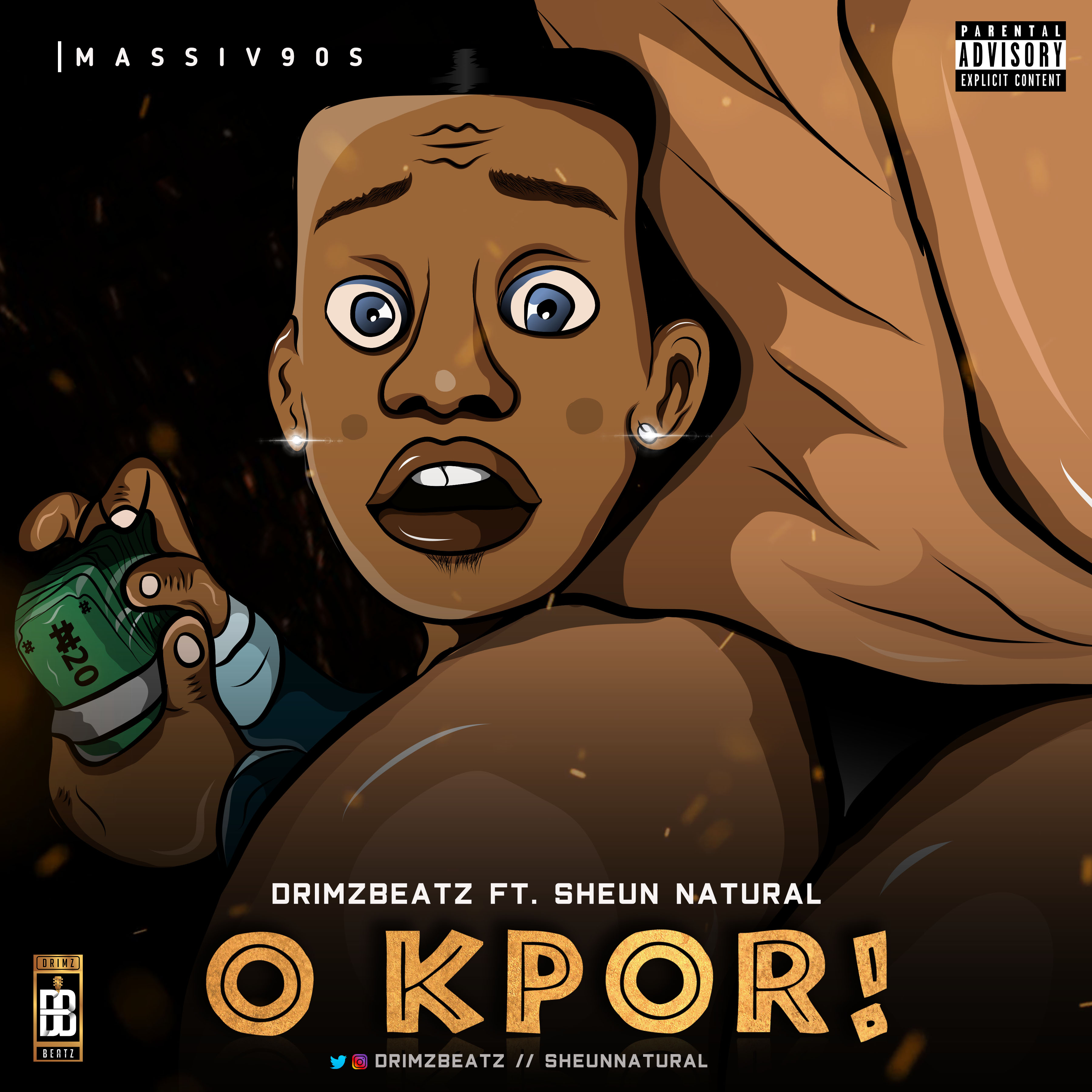MUSIC: DrimzBeatz Ft. Sheun Natural – O KPOR!